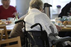 Nu måste äldreomsorgen rustas upp så att alla får ett värdigt och tryggt liv, skriver Liberaler i Borlänge, Barbro Westerholm, Lina Nordquist, Monica Lundin och Håkan Castor, i sitt debattinlägg. Foto: Fredrik Sandberg/TT