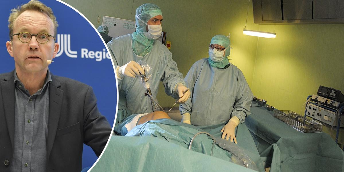 Sjukvården trappar ner det akuta coronaläget – återupptar viss planerad vård