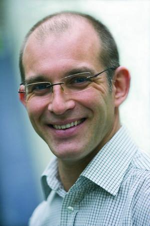 Håkan Kjellgren, skadedjursexpert på Anticimex. Bild: Press
