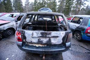 Det var på fredag förmiddag oklart om polisen skulle genomföra en teknisk undersökning i Andersberg.