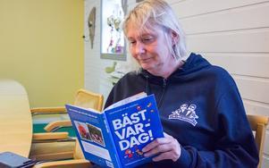 """Maria Brandel och den nya boken """"Bäst vardag"""" som redan har redan sålt i 4 000 exemplar på en månad."""