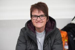 Petra Hellkvist, 47 år, butiksbiträde, Kramfors.