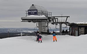 Under söndagen snurrade liften i Grönklitt sitt sista varv för den här säsongen.