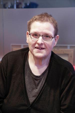 Carl-Johan Goth, journalist på Borlänge Tidning under Björn Doverskogs tid i Leksands IF.