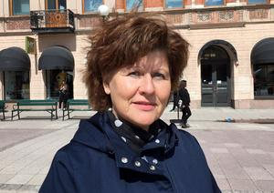 Carina Berzelius, 66 år, pensionär, Stockholm