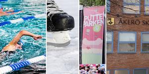Enligt förslaget kan det blir dyrare bad, ingen spolning av Insjöns isbana, Inget Putte i parken och högstadiet på Åkerö flyttas till Sammilsdalskolan.