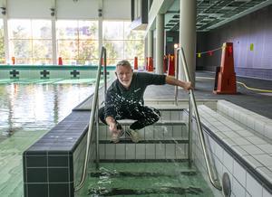 Den 1 december har Hasse Bergqvist som mål att kunna öppna.
