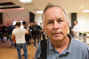 Kaj Lööf, lärare på teknikprogrammet på Wijkmanska gymnasiet.