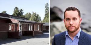 Sunnerby ska ha en förskola även i höst, säger barn- och utbildningsnämndens ordförande Marcus Svinhufvud (M).