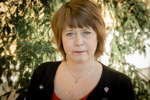 Diana Laitinen Carlsson (S), riksdagsledamot från Jönköpings läns valkrets.