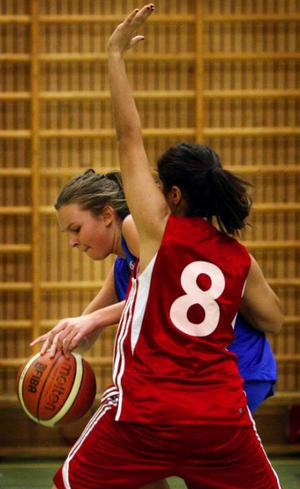 Jämtlands U15-tjejer har fortfarande chansen att avancera till SM-slutspel i vår.Foto: Johan Axelsson