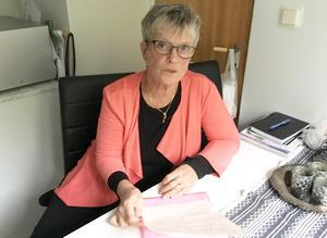 """""""Jag hade läst att om man haft psykos så kan man få en ännu värre smäll"""", säger Lena Andersson, mamma till 39-åringen."""