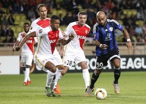 Samuel Armenteros, längst till höger, får göra debut i a-landslaget när Sverige möter Norge i en träningslandskamp.