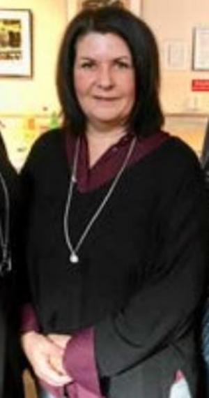 Catharina Eriksson, anhörigkonsulent Örnsköldsviks kommun. Foto: Sven Lindblom/Arkiv