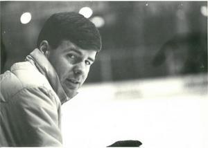 Lars-Erik Sjöberg hann även vara talangscout för New York Rangers efter karriären. Foto: DD:s bildarkiv