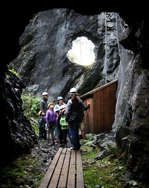 Den 30 juni i sommar återinvigs Flogbergets besöksgruva.