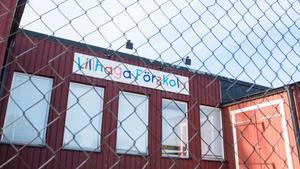 Om några veckor  får den gamla förskolan vid Eldarevägen lämna plats för den nya.