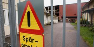 Stopp på bruket. Ramnäs centrala arbetsgivare är i konkurs.