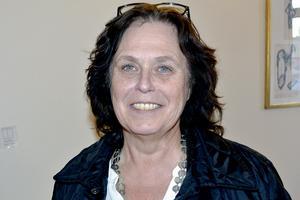 Anette Lövgren (S), 56 år, administratör, Östavall: