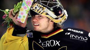 Erik Ersberg kom upp i A-laget efter konkursen år 2000 och lämnade för HV71 fem år senare.