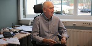 Lars Ferbe jobbar numera i Vätternvattenprojektet. Han var tidigare enhetschef på Vattenverket och tog fram underlaget för upphandlingen av Lyra