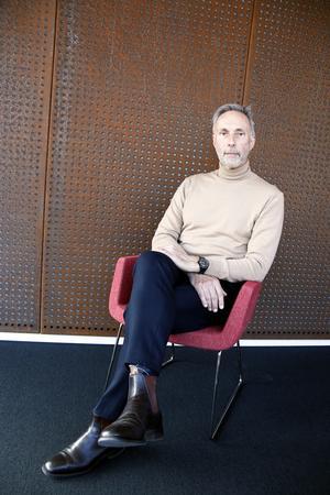 Jan Malmberg är handplockad av styrelsen för SKFAB för vd-uppdraget men han kommer inte att vara vd särskilt länge. Om två år planerar han att gå i pension.