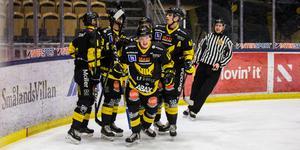 Eric Juhlin gjorde ett av VIK:s mål när man slog Djurgården på söndagen.