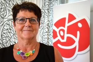 Eva Sonidsson, ordförande för Socialdemokraterna Västernorrland summerar 2017.