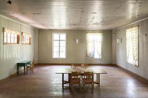 Skolsalen.Foto: Utsikten Foto/Svensk Fastighetsförmedling