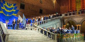 Den 7 november får över 300 riktiga hantverkare, varav sex stycken från Dalarna, ta emot sina yrkesbevis i Stockholms stadshus.  Foto: Jenny Thörnberg.