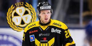 Lukas Zetterberg lämnar VIK Hockey för spel i Brynäs.