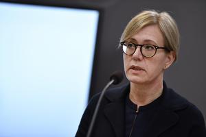 Sofia Wallström tillträdde tidigare i år som ny generaldirektör för Inspektionen för vård och omsorg. Inspektionen bör granska verksamheten i Säter, tycker signaturen Trollmor. Foto: Naina Helèn Jåma/TT