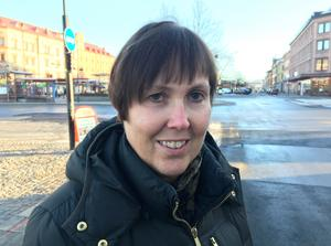 Annika Abrahamsson.