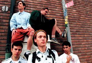 Serene sommaren 1996.
