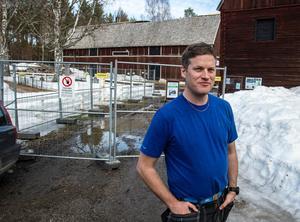 Nick Hübinette är övertygad om att takraset hade kunnat undvikas.