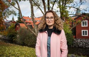 Efter studenten flyttade Alice Reinholdsson till Kristianstad för att plugga.