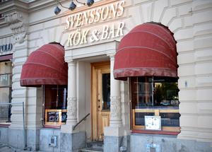 Svenssons Kök & Bar på torget.