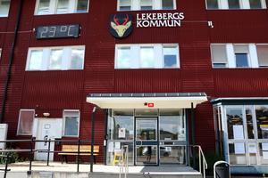 Lekebergs kommunhus.