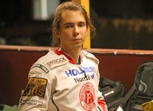 Rospiggarnas unge ryss Gleb Chugunov har debuterat för klubben.