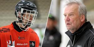 Tillbergatränaren Thomas Engström oroar sig för målvakten Albin Bodin.
