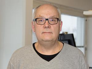 Mikael Westberg (S) Bildningsstyrelsens ordförande.
