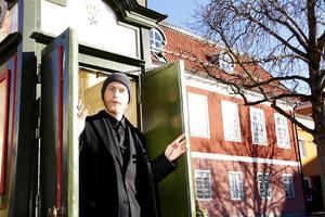 """""""När jag var yngre trodde jag att jag alltid skulle bo I Sala. Men när jag flyttade härifrån trodde jag aldrig att jag skulle flytta tillbaka igen"""", säger Rasmus Härbre, som helst kallar sig Elric."""