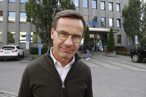 Ulf Kristersson (M) säger att åtgärder mot det eskalerande gängvåldet måste sättas in snabbt.