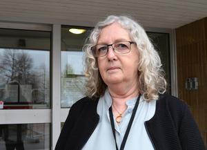 Ingrid Norberg på Kommunal i Borlänge är övertygad om att vikariebonusen är kommunens sätt att få ihop sommarschemat.