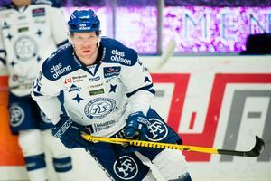 Marcel Müller uppges lämna Leksand. Foto: Simon Hastegård (Bildbyrån).