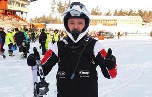 Fabian Hästbacka bröt Novemberkåsan, men är redan inställd på revansch nästa år.