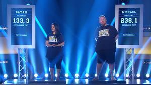 Bayan och Micke gick tillsammans ner över 100 kilo.