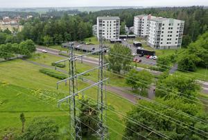 Installatörsföretagens vd Ola Månsson uppmanar regeringen och energiminister Anders Ygeman att ställa krav på energileverantörer att minska elbehovet hos sina kunder, genom ett kvotpliktsystem.  Foto: TT