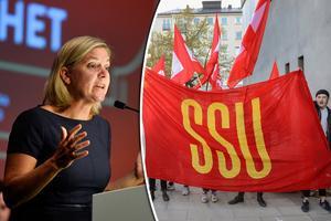 Oscar Matti och Alex Nilsson ifrågasätter SSU:s kunskap om vår ekonomi.