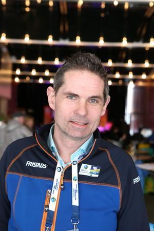 VM-generalen Patrik Jemteborn vill inspirera besökare och deltagare vid Skidskytte-VM till att tänka och agera mer hållbart.